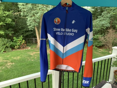 STBG Hincapie Long Sleeve Jersey